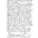 "The heart and soul of Die Free is based in large part on Emma's humble depositions. If you read closely, she pretty much details most of her life with Sandy, her dashing veteran husband, who she married ""right in the white folks house"". The personal punch in the gut is 'her mark' aka signature; she was forced to sign her name with an ""X"" because slaves were kept illiterate. Haunting."