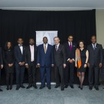 UN-luncheon hosted by the PGA for the Permanent Memorial for the Victims of Slavery and Transatlantic Slave Trade