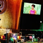 Cheryl hosts event inside the General Assembly at The United Nations